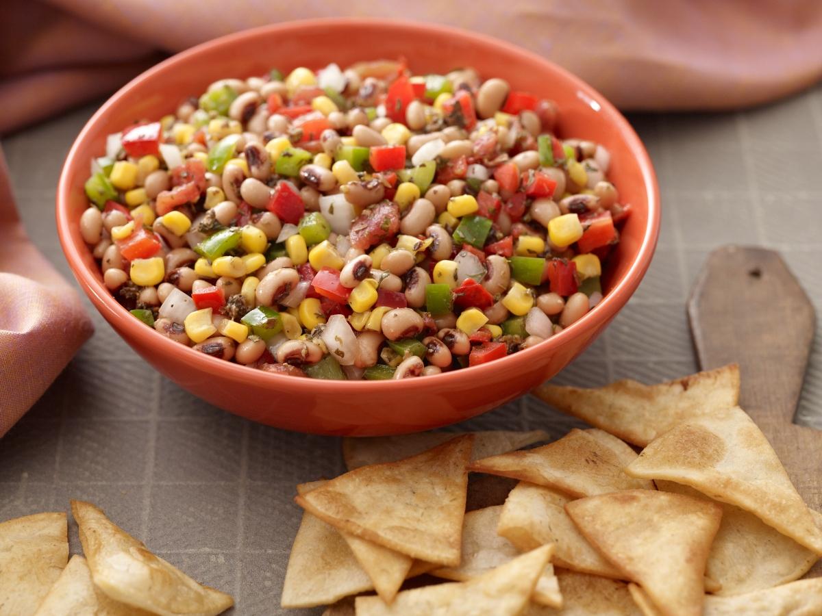 Avocado & Black Eyed Pea Salsa