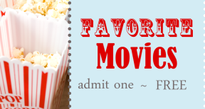My Friday Favorites (movies)