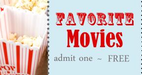 My Friday Favorites(movies)