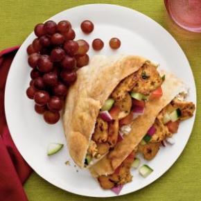 Spicy Chicken Schawarma