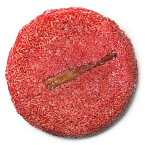 LUSH Cosmetics Spicy Cinnamon Shampoo Bar