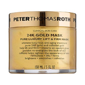 Review: Peter Thomas Roth 24k Gold Mask